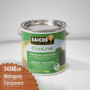 Saicos Ecoline Oil Grouund Coat Duo Top  9 min