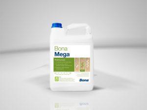 Bona Mega лак водный глянцевый олуматовый Bona 5L Mega 600x831