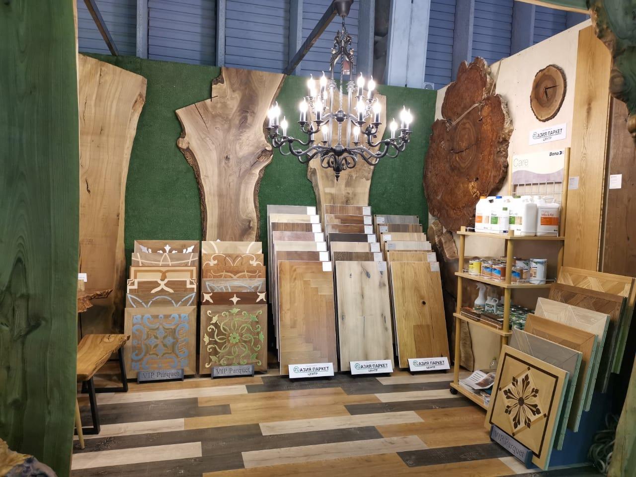 Завершила свою работу XXIV Казахстанская международная выставка «Мебель. интерьер и деревообработка».