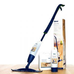 bona spraymop voor houten vloeren min